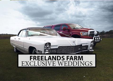 Freelands Farm Wedding Film